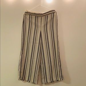 Cynthia Rowley Wide Leg Pants